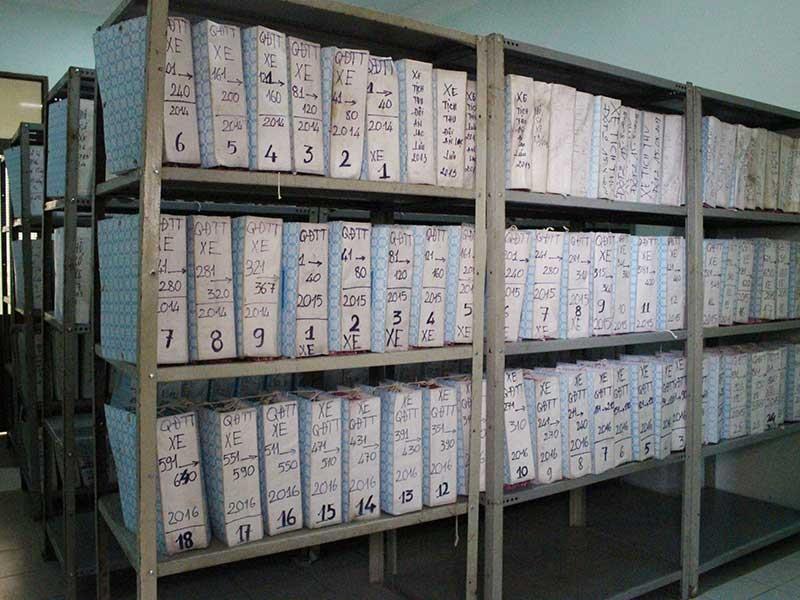 Hơn 31.700 bằng lái 'ngủ quên' ở Phòng CSGT TP.HCM - ảnh 2