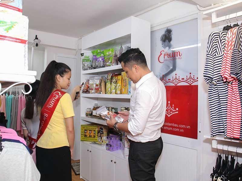 CEO Phạm Huyền: 'Phụ nữ mang bầu càng phải đẹp' - ảnh 2