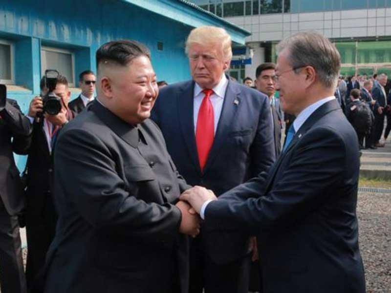 Đàm phán Mỹ-Triều: Đột phá cho một nền hòa bình tương lai? - ảnh 1