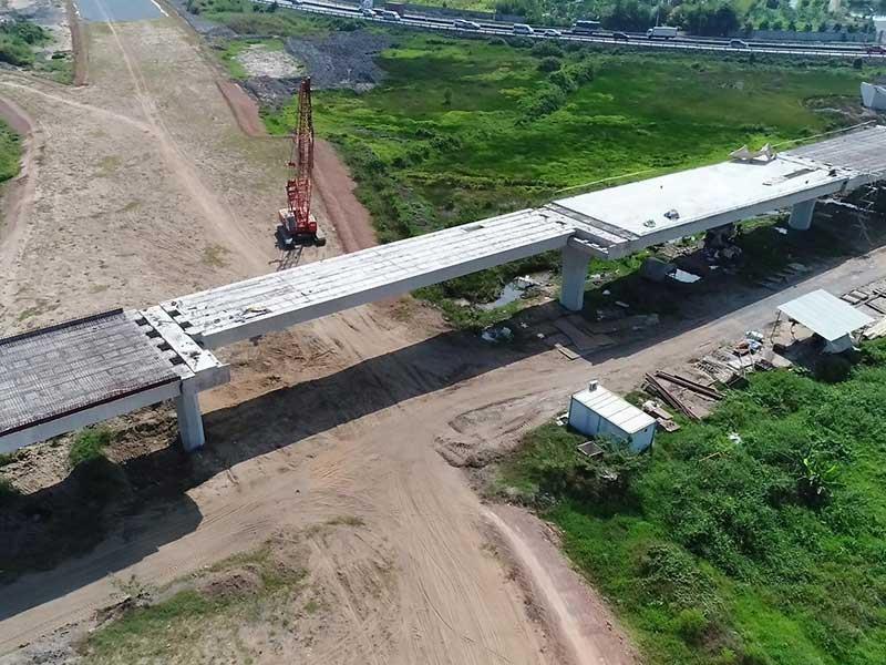 Dự án cao tốc Trung Lương - Mỹ Thuận có thể phải dừng - ảnh 1