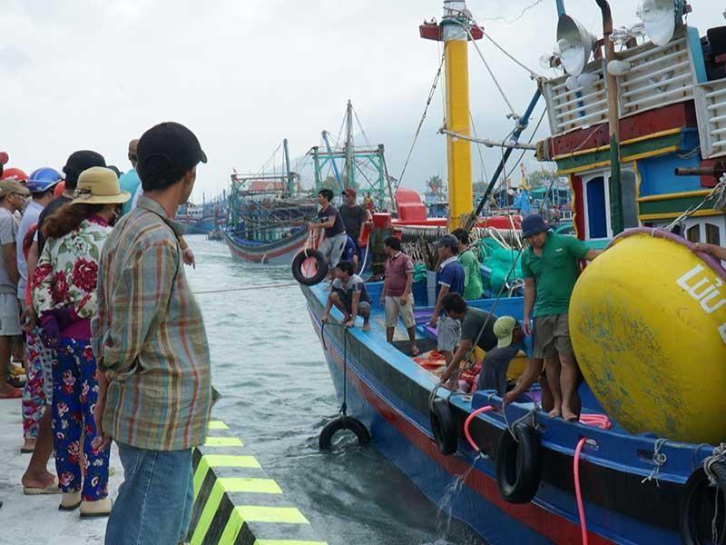 Ninh Thuận: Tang thương xóm chài Lạc Tân - ảnh 1