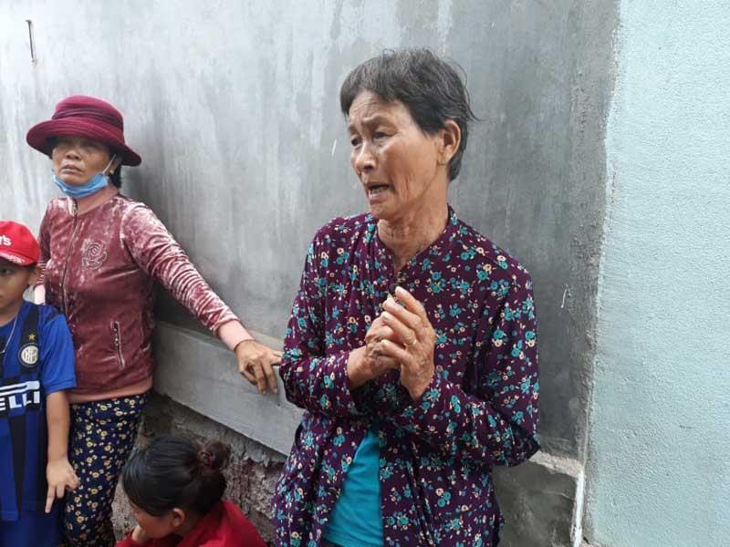 Ninh Thuận: Tang thương xóm chài Lạc Tân - ảnh 2