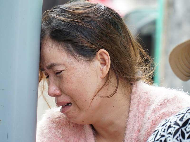 Ninh Thuận: Tang thương xóm chài Lạc Tân - ảnh 4