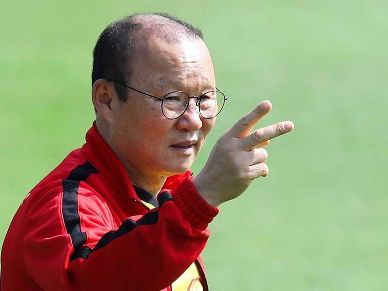 Thầy Park 'sốc' khi nghe nói ông đòi lương 100.000 USD - ảnh 1