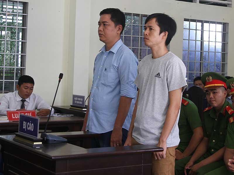 2 cựu công an viên đánh chết người bị đề nghị phạt tù - ảnh 1
