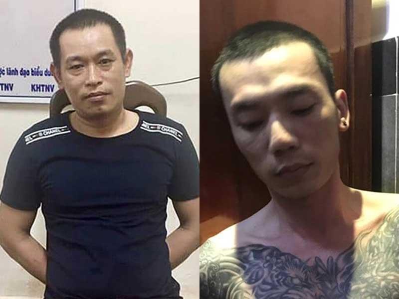 Hành trình trốn trại giam của 2 bị can ở Bình Thuận - ảnh 1