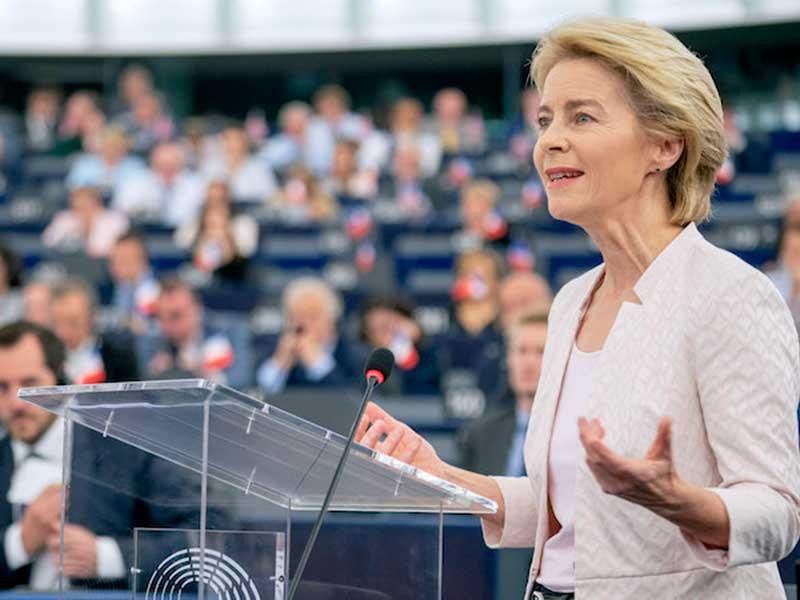 Từ bà mẹ 7 con đến người đứng đầu Liên minh châu Âu - ảnh 1