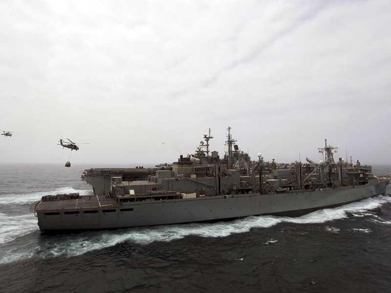 Giải mã thông điệp của Mỹ khi bắn hạ máy bay của Iran - ảnh 1