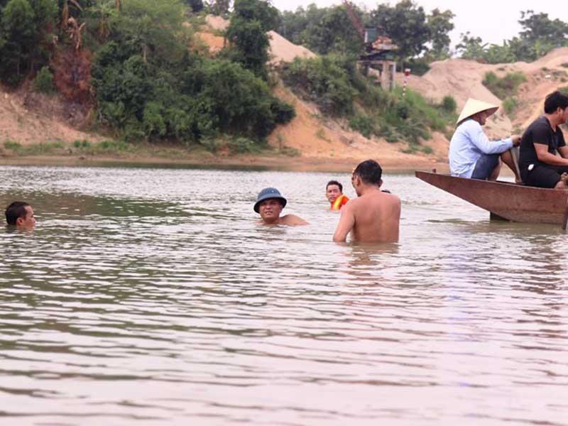 Bơi sẽ là môn học bắt buộc ở Nghệ An - ảnh 1