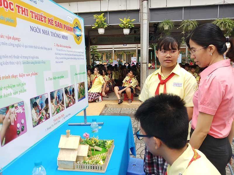 TP.HCM: Đầu tư dạy và học tiếng Anh hiệu quả - ảnh 1