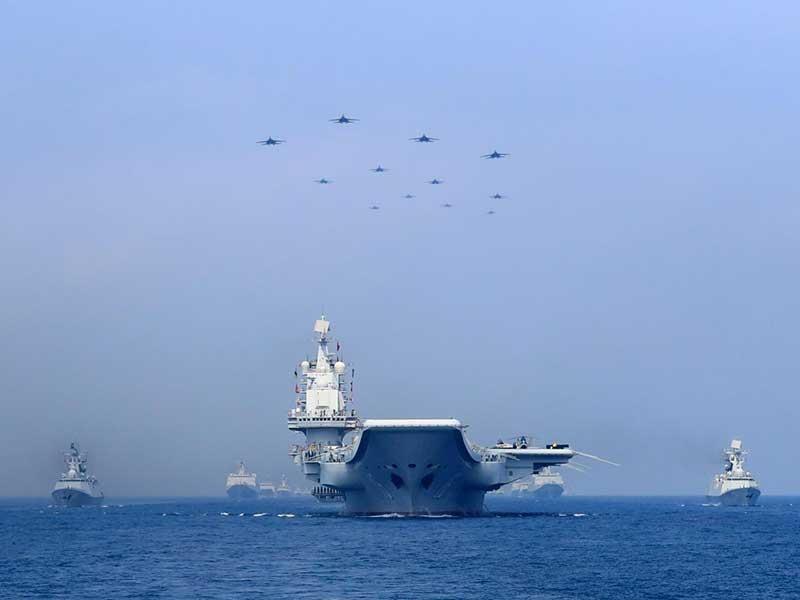 10 năm nhìn lại biển Đông: Trung Quốc từng bước leo thang - ảnh 1