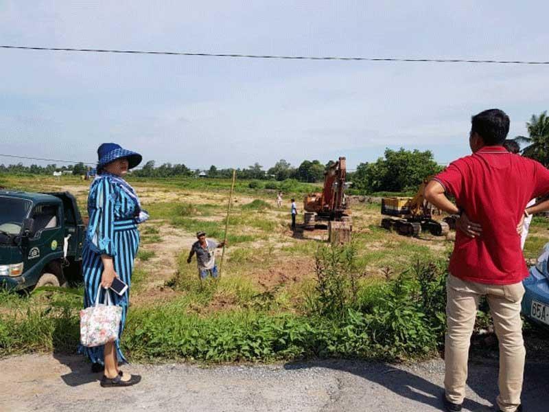 BOT Trung Lương - Mỹ Thuận đang bế tắc vì cạn vốn - ảnh 1