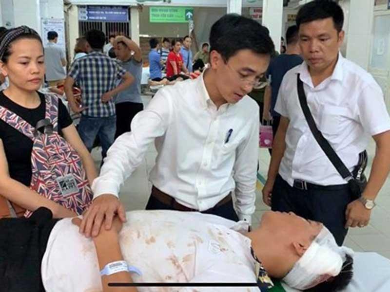 Ba người trong đoàn thiện nguyện tử vong vì tai nạn - ảnh 2
