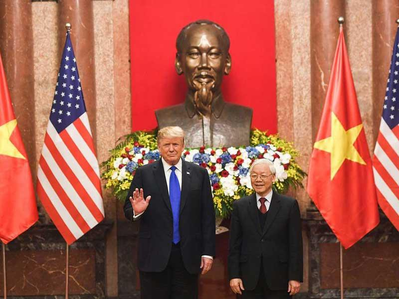 Biển Đông sau thông điệp chính trị đồng bộ của Việt Nam và Mỹ - ảnh 1