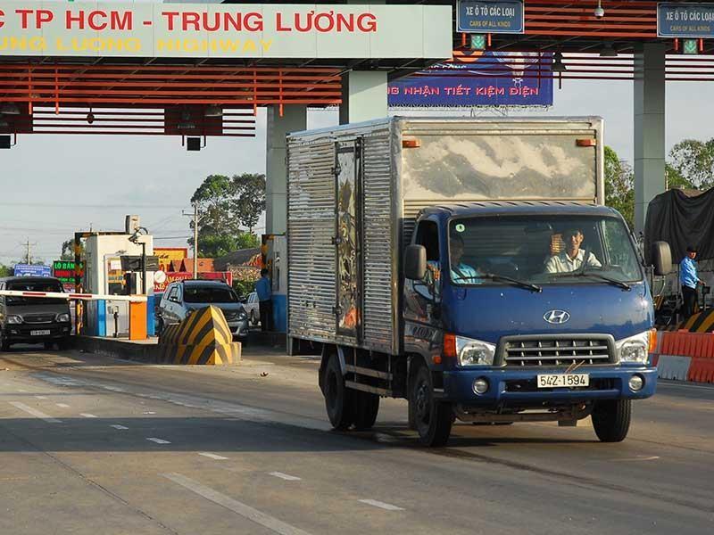 Tranh chấp thu phí cao tốc TP.HCM - Trung Lương - ảnh 1