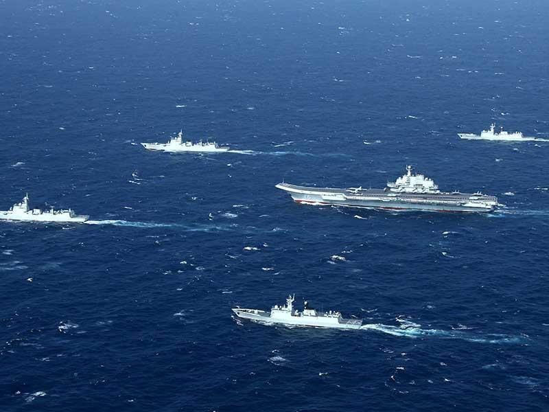 Biển Đông phủ bóng Hội nghị ngoại trưởng ASEAN - ảnh 1