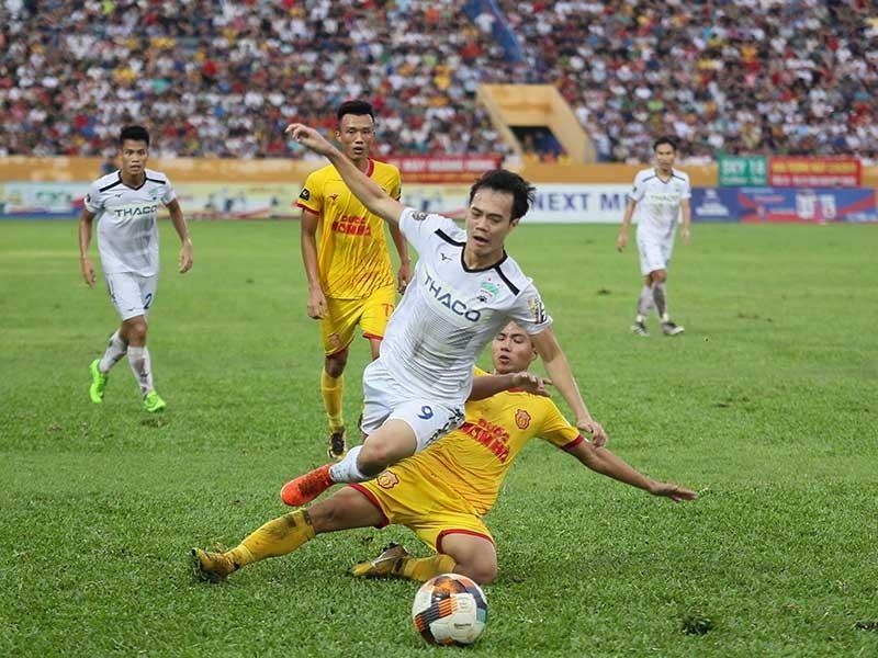 Nam Định, HA Gia Lai và bóng đá đẹp! - ảnh 1
