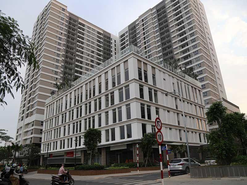 Dự thảo quy chế quản lý nhà chung cư gỡ vướng nhiều điểm - ảnh 1