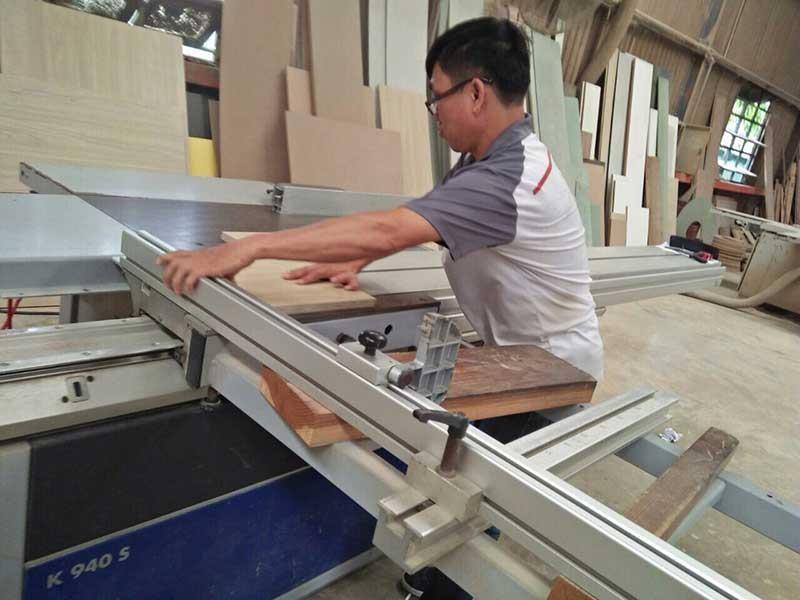 Hiểm họa từ đồ nội thất gỗ công nghiệp trôi nổi - ảnh 2