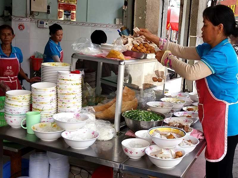 Người Thái yêu thích bún, phở của Việt Nam - ảnh 1