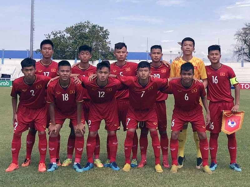 Thua đậm Malaysia, U-15 Việt Nam tan giấc mơ vô địch - ảnh 1