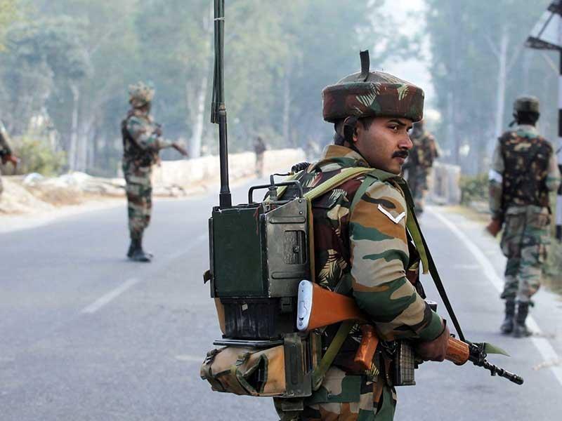 Chiến tranh chực chờ bùng nổ ở Kashmir - ảnh 1