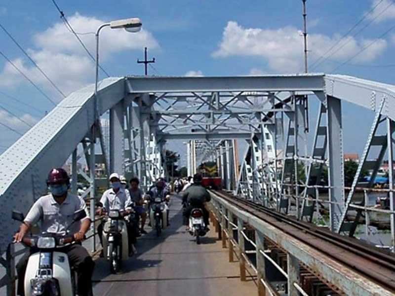 Bảo tồn cầu đường sắt Bình Lợi - ảnh 1