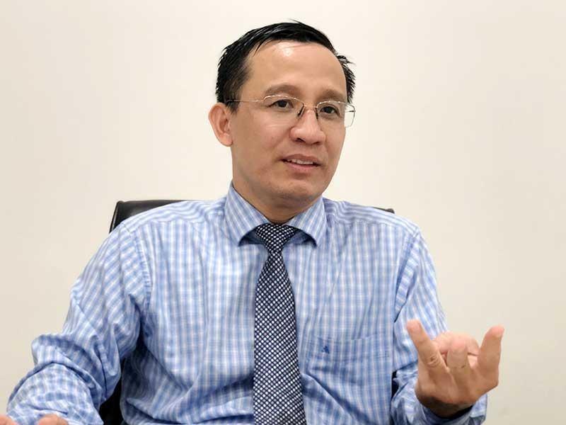 TS Bùi Quang Tín: 'Thích làm giàu thần tốc thì dễ lụi tàn' - ảnh 1
