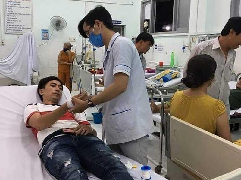 Bảy người chết, mất tích ở biển Bình Thuận - ảnh 1
