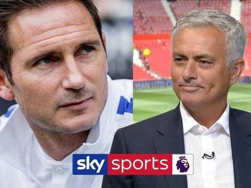 Mourinho xát muối lên vết thương của Chelsea - ảnh 1