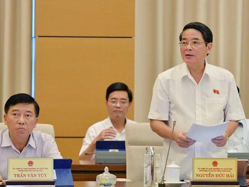 Đoàn giám sát của Quốc hội đề nghị bãi bỏ hàng loạt quỹ - ảnh 1