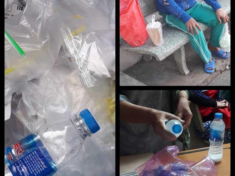 Ly giấy, tô sành được dùng nhiều trong bệnh viện - ảnh 1