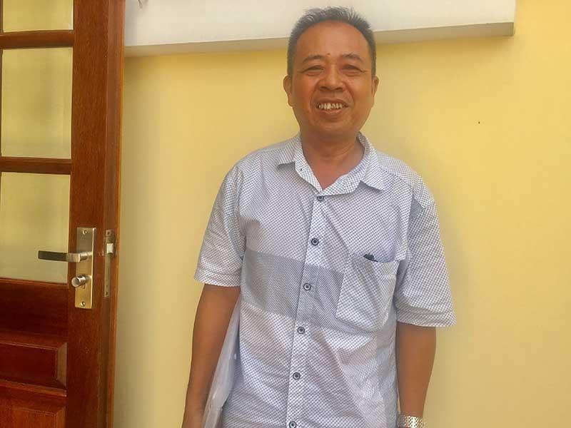 Tòa xử chủ tịch huyện thua kiện dân - ảnh 1