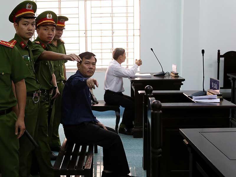 Bị cáo Nguyễn Hữu Linh bị phạt 18 tháng tù - ảnh 1