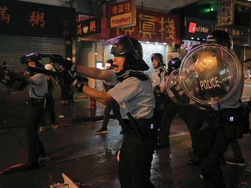 Bạo lực ở Hong Kong: Trung Quốc kiên nhẫn tới đâu? - ảnh 1