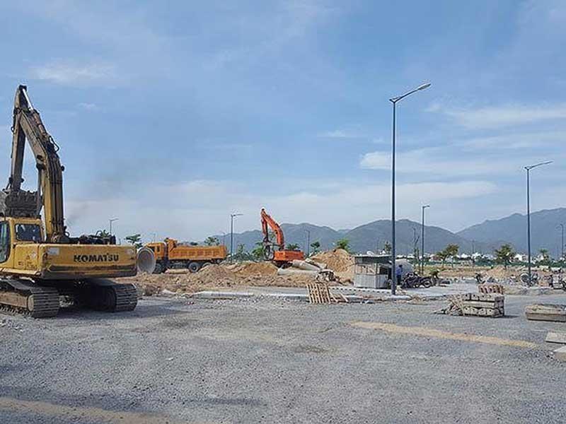 Cảnh báo loạt dự án biệt thự ma ở Khánh Hòa - ảnh 1