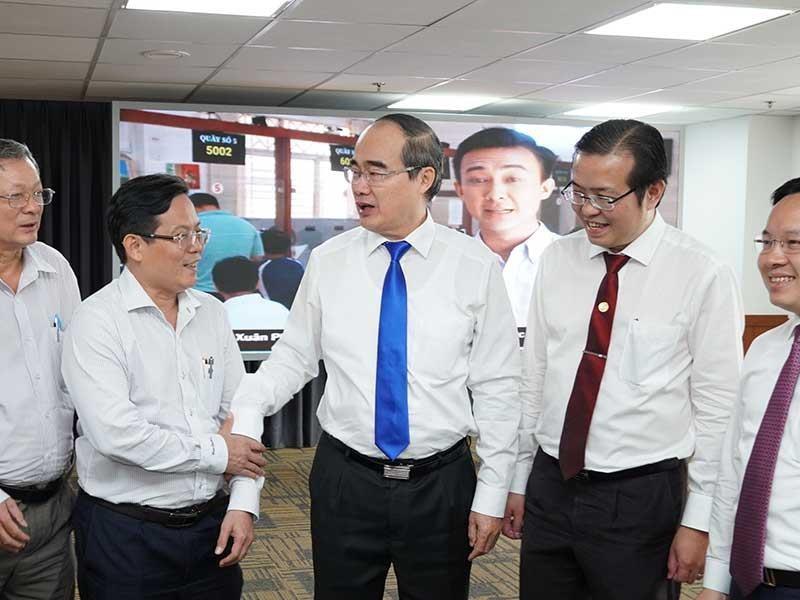 Báo chí cùng chính quyền TP.HCM đột phá cải cách hành chính - ảnh 1