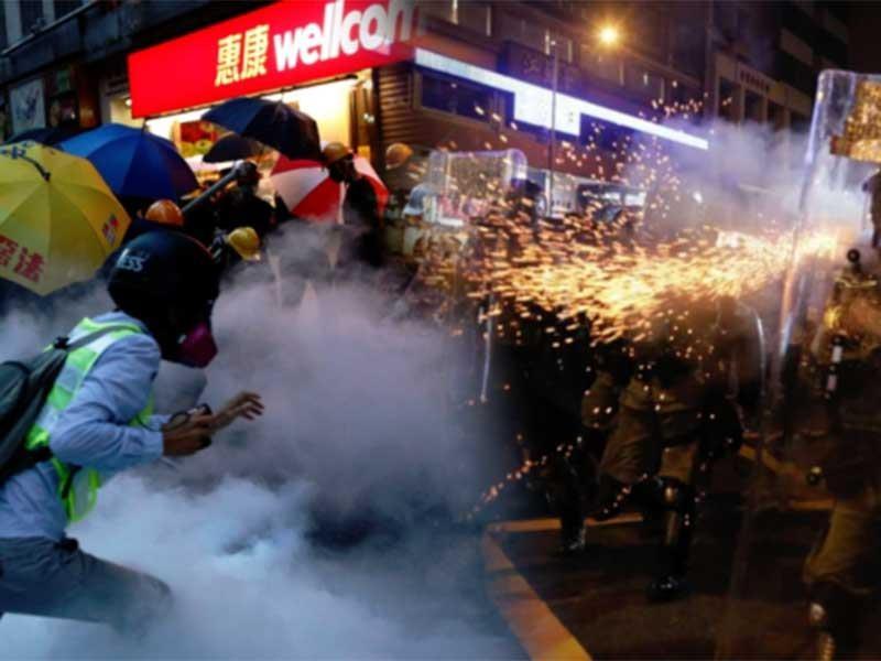 Hủy dự luật dẫn độ, Hong Kong vẫn khó hạ nhiệt - ảnh 1