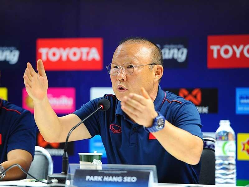 Ông Park và mệnh lệnh 'thắng mọi trận đấu' - ảnh 2