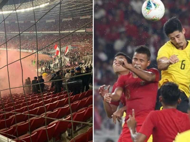Indonesia tự hại mình trong cuộc đua đăng cai World Cup U-20 - ảnh 1