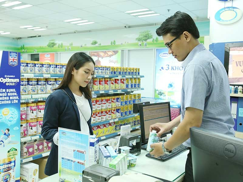 Nhiều doanh nghiệp sữa Việt Nam đang gặp khó trong cạnh tranh - ảnh 1