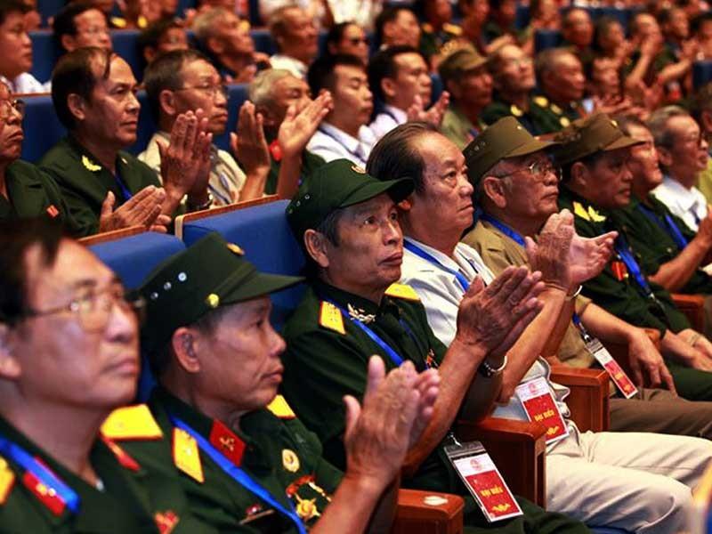Gần 2.300 hồ sơ thương binh giả ở các quân khu - ảnh 1