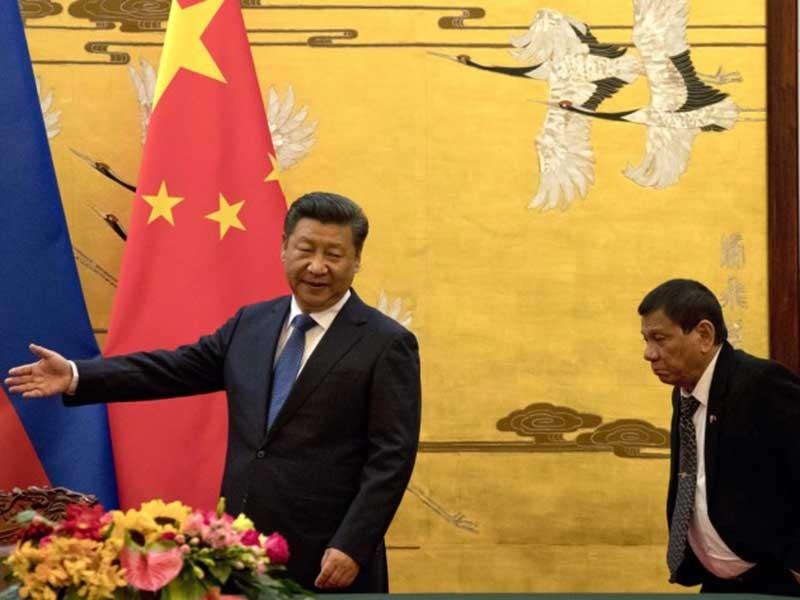Ba lý do ông Tập liên tục muốn gặp ông Duterte về biển Đông - ảnh 1
