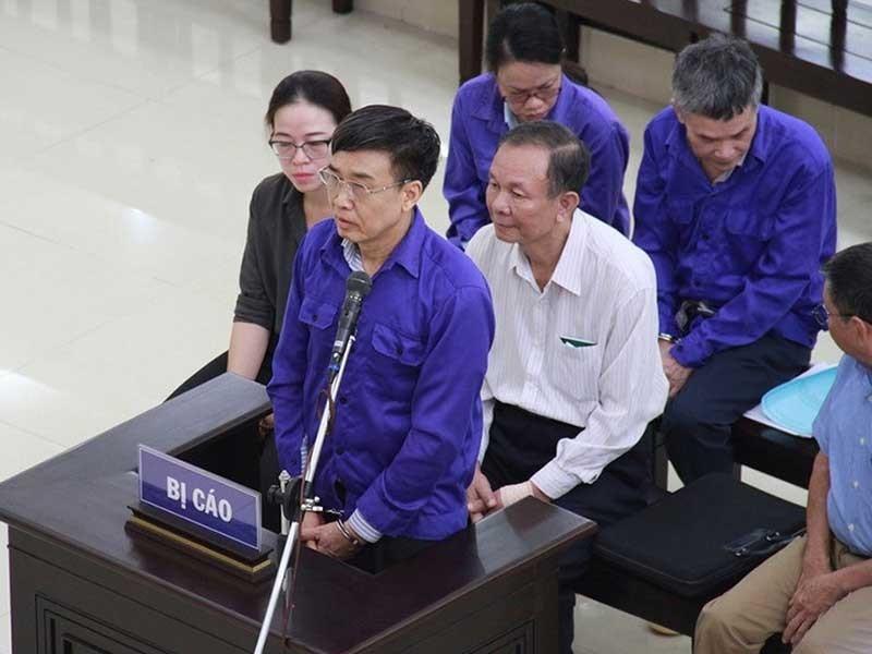 Cựu thứ trưởng bị sáu năm tù, bồi thường 150 tỉ - ảnh 2