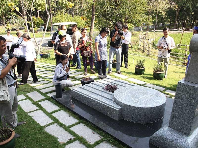 Có nên siết đầu cơ đất nghĩa trang hoa viên? - ảnh 1