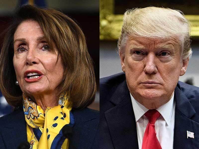 Muốn phế truất ông Trump: Nước cờ mạo hiểm của phe Dân chủ - ảnh 1