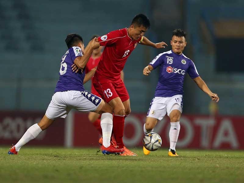 Hà Nội làm nở mặt bóng đá Việt Nam - ảnh 1