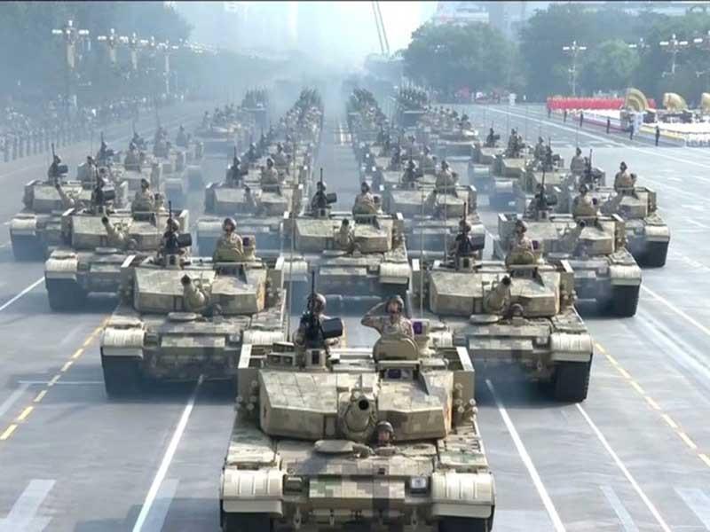 Quốc khánh Trung Quốc được tổ chức hoành tráng - ảnh 1