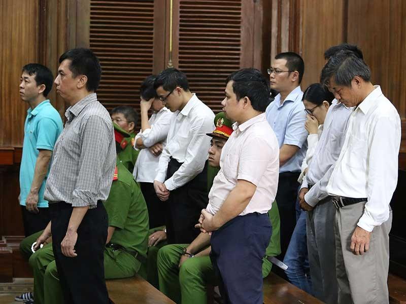 Tòa tuyên án vụ VN Pharma cao nhất 20 năm tù - ảnh 1