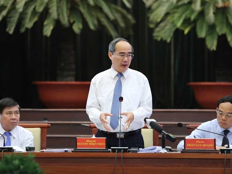 TP.HCM kiến nghị ba vấn đề lớn lên trung ương - ảnh 1